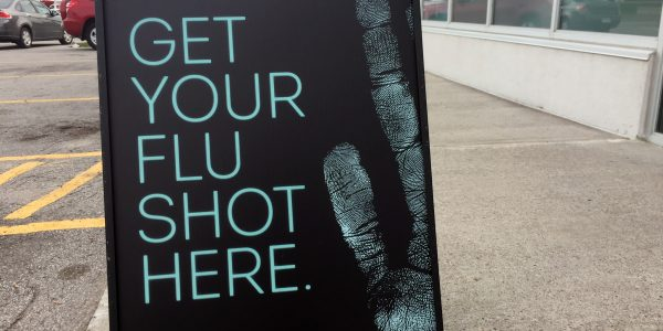 Get your Flu Shot now