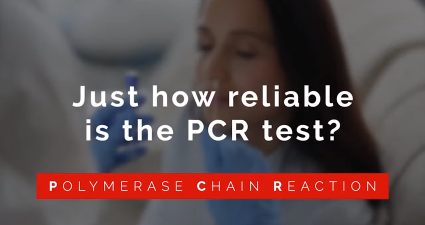 Just how reliable is the PCR test?