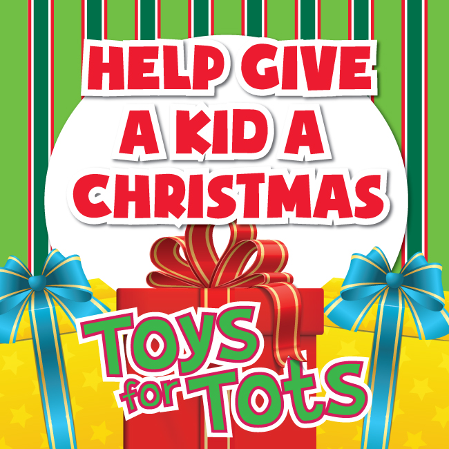 how to get toys from a toy drive